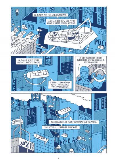 Page 0 Le long des ruines