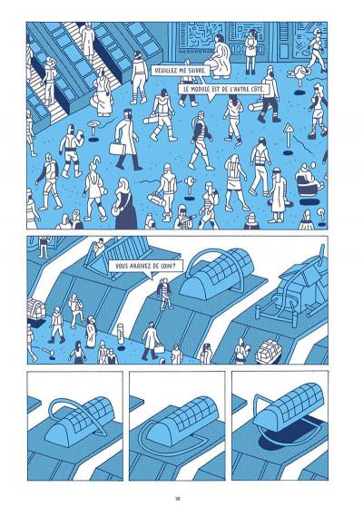 Page 9 Le long des ruines