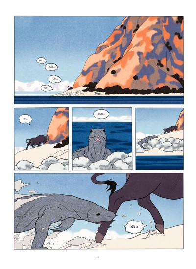 Page 6 Le discours de la panthère