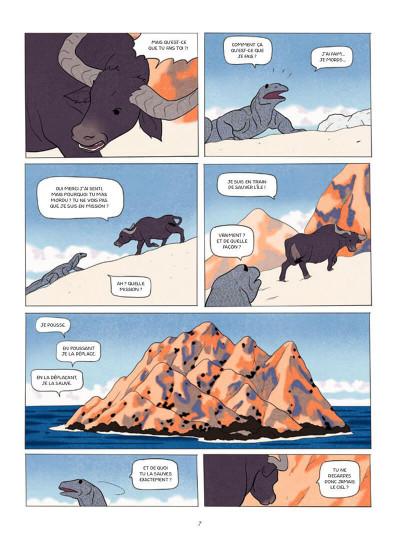 Page 7 Le discours de la panthère