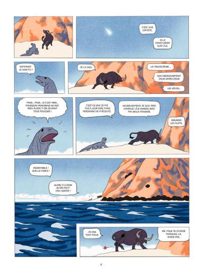 Page 8 Le discours de la panthère