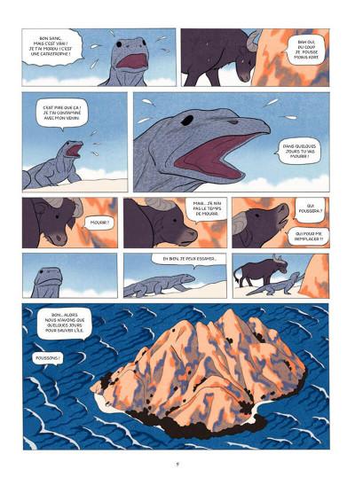 Page 9 Le discours de la panthère