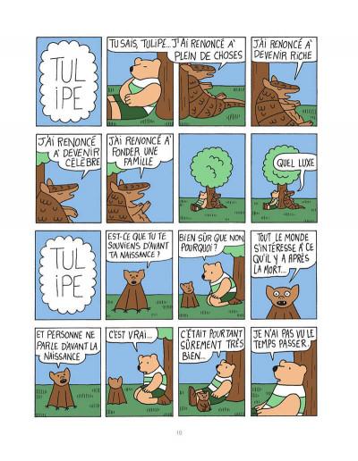 Page 9 L'hiver de Tulipe
