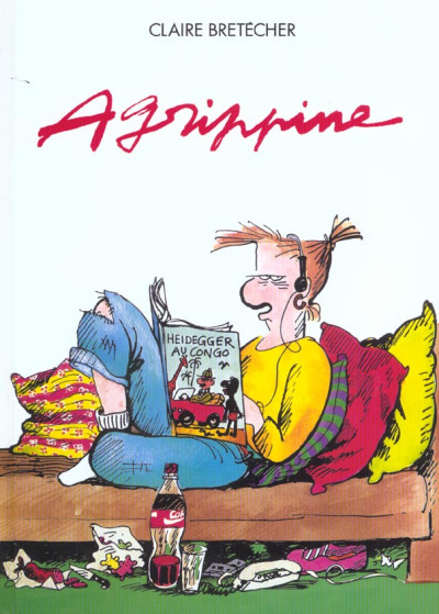 Couverture Agrippine tome 1