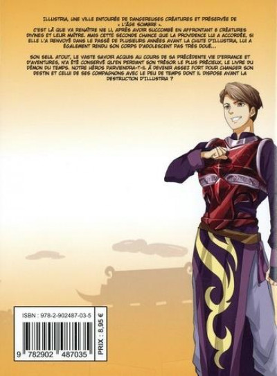 Dos TODAG - tales of demons and gods tome 4