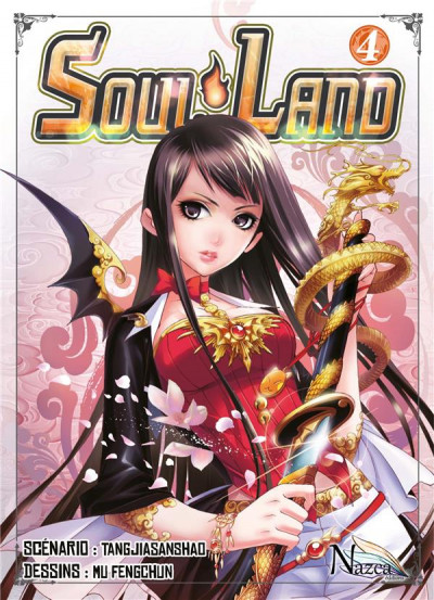 Couverture Soul land tome 4