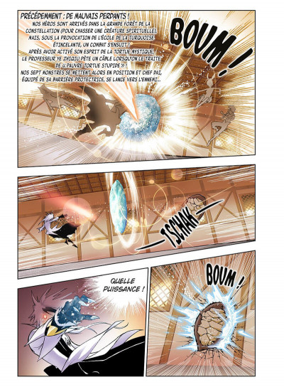Page 5 Soul land tome 5