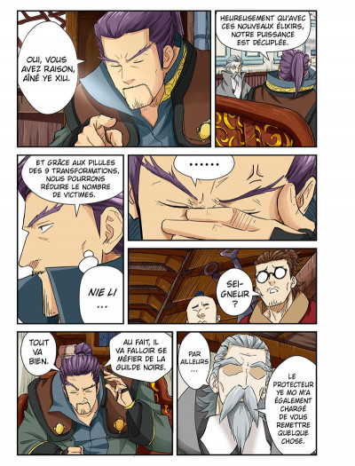 Page 3 TODAG - tales of demons and gods tome 11