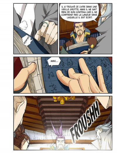 Page 4 TODAG - tales of demons and gods tome 11