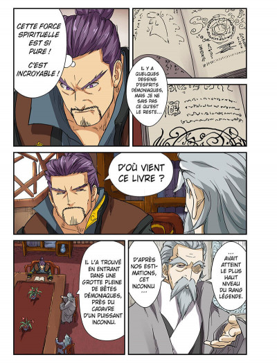 Page 5 TODAG - tales of demons and gods tome 11