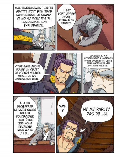 Page 6 TODAG - tales of demons and gods tome 11