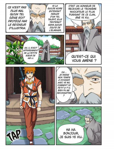 Page 9 TODAG - tales of demons and gods tome 11