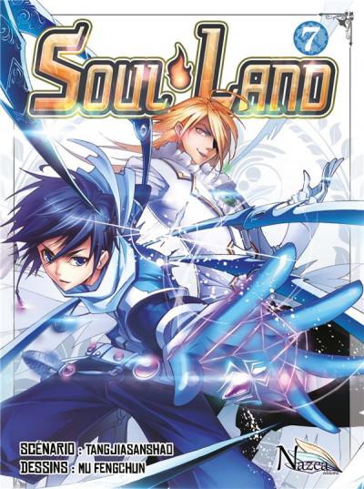 Couverture Soul land tome 7
