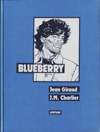 Couverture Blueberry - La tribu fantôme - La dernière carte (éd. 1983)