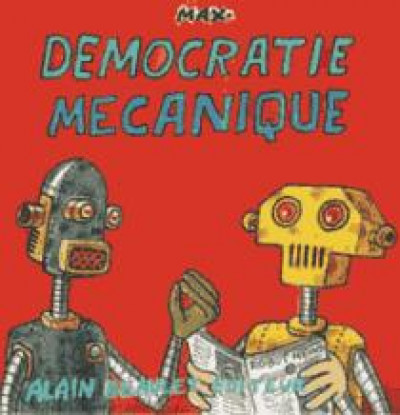 Couverture democratie mecanique
