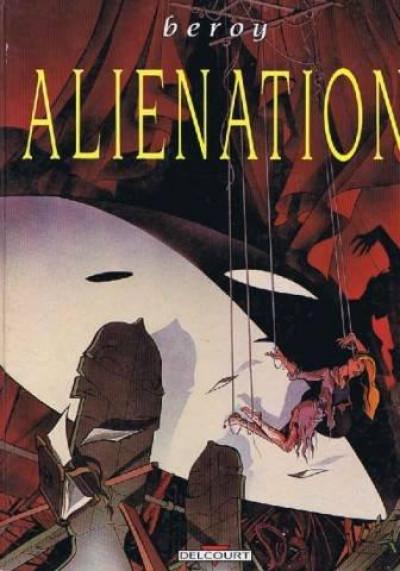 Couverture alienation