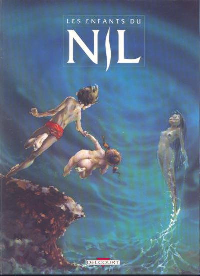Couverture Les enfants du Nil tome 1