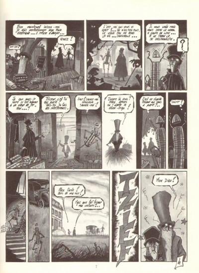 Page 1 Les enfants du Nil tome 1