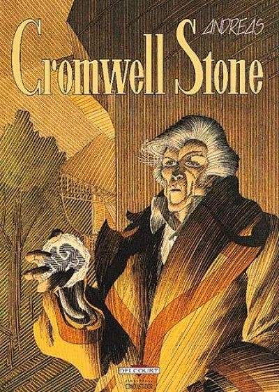 Couverture cromwell stone tome 1