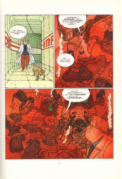 Page 2 Hard boiled tome 1