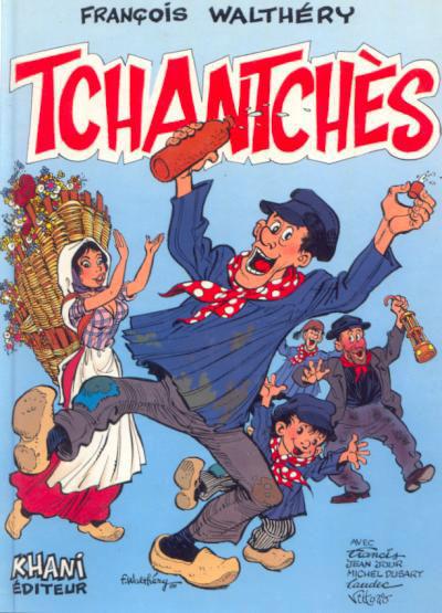Couverture tchantches