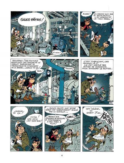 Page 3 marsupilami tome 3 - Mars le noir