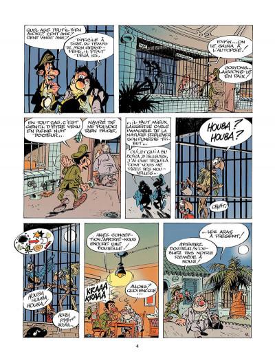 Page 3 marsupilami tome 5 - baby prinz
