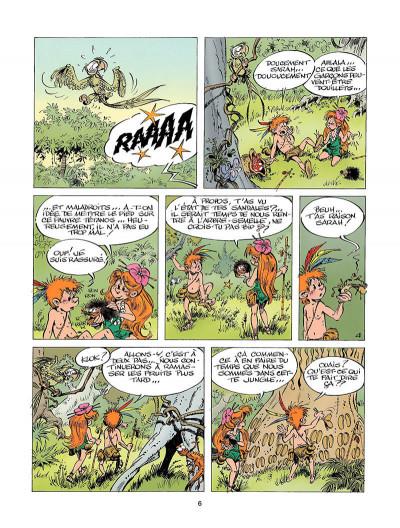 Page 5 marsupilami tome 5 - baby prinz