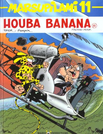 image de marsupilami tome 11 - Houba Banana