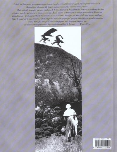 Dos contes et récits fantastiques tome 1 - les romantiques allemands