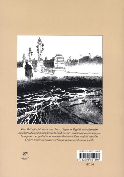 Dos une monographie ; battaglia