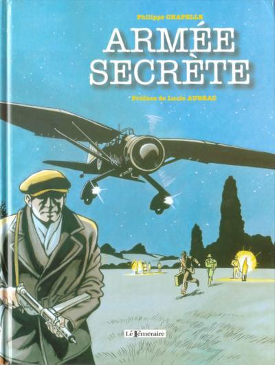Couverture Armée secrète
