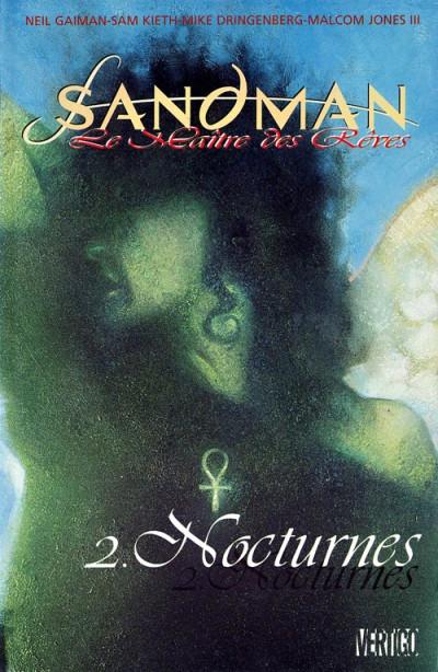 Couverture Sandman tome 2 - nocturnes