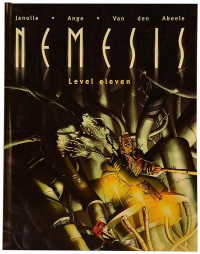 Couverture Nemesis tome 1 - level eleven