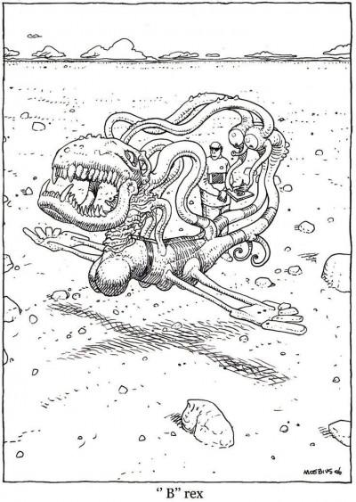 Page 1 La faune de mars