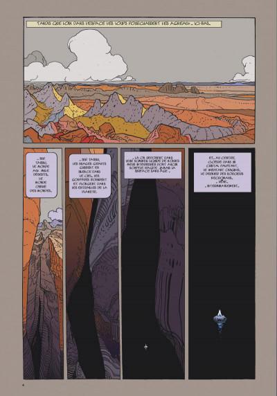 Page 2 Arzak, l'arpenteur