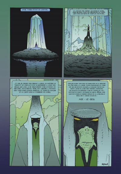 Page 3 Arzak, l'arpenteur
