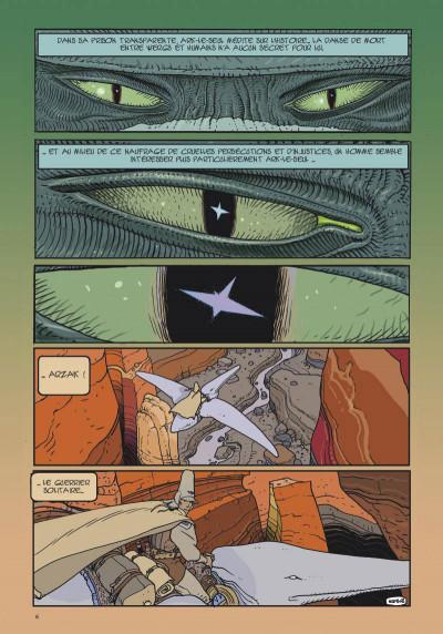 Page 4 Arzak, l'arpenteur