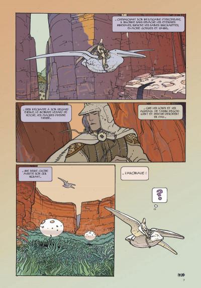 Page 5 Arzak, l'arpenteur