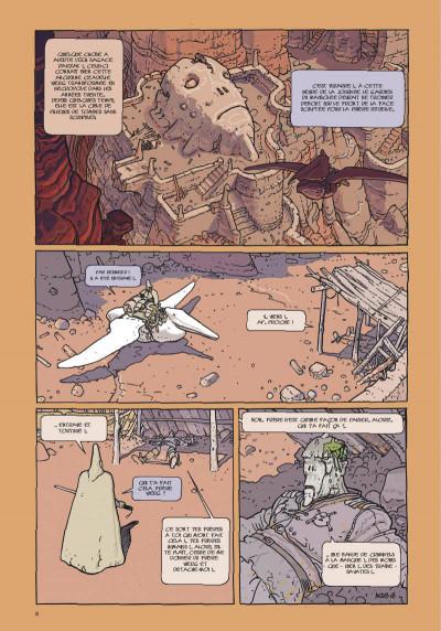 Page 6 Arzak, l'arpenteur
