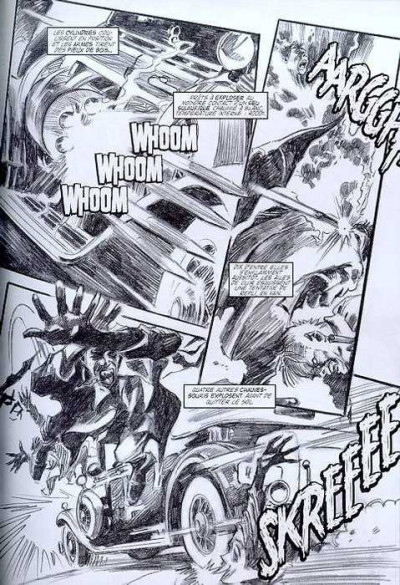 Page 1 la malédiction de dracula