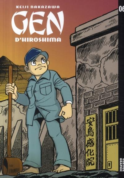 image de gen d'hiroshima tome 6