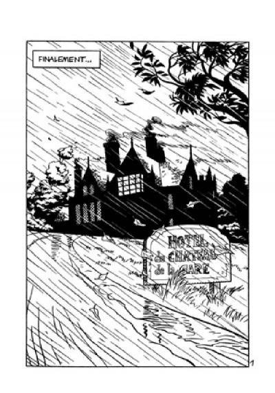 Page 1 les aventures de la fin de l'épisode