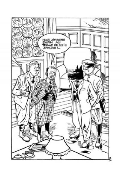 Page 2 les aventures de la fin de l'épisode