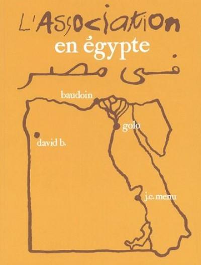 Couverture l'association en égypte