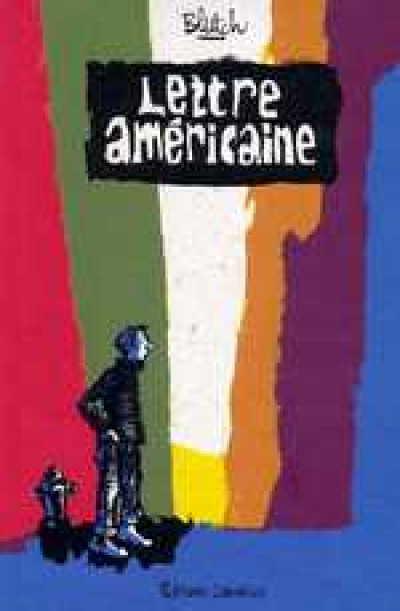 Couverture Lettre americaine