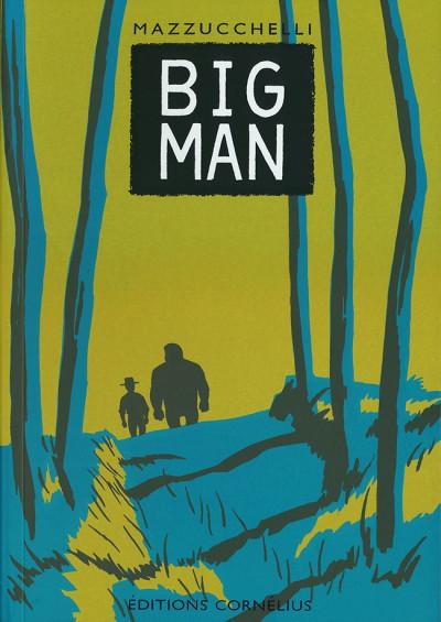 Couverture big man