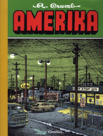 Couverture amerika
