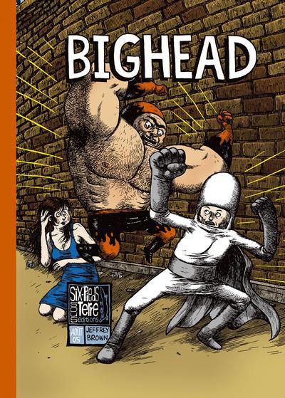 Couverture big head