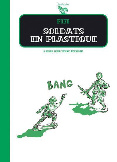 image de soldats en plastique